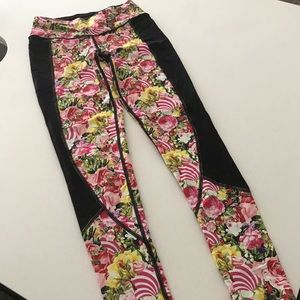 Workout pants from Victoria Secret.